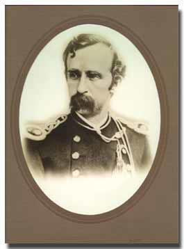 George Armstrong Custer - Barry photo